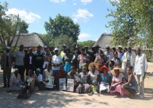 Communities Equipped with Conflict & Violence Prevention Skills.