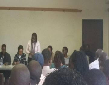 Read more about the article Day 2 NPRC Public Hearings: Gweru and Masvingo.
