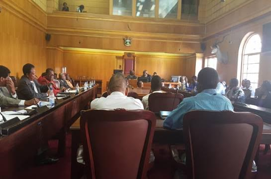 Read more about the article NPRC hearings end in Harare, As Participants shred Bill for giving Minister sweeping powers.