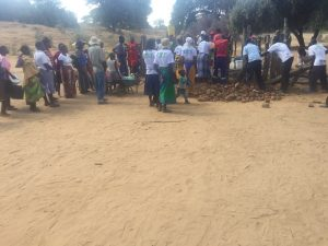 Need for water unites villagers in Mbire