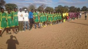 Youth kick out Political Violence in Gokwe South.