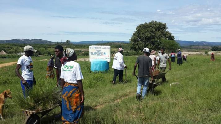 """Read more about the article Makoni Peace club launches """"peace pledges"""" ahead of 2018 Elections."""