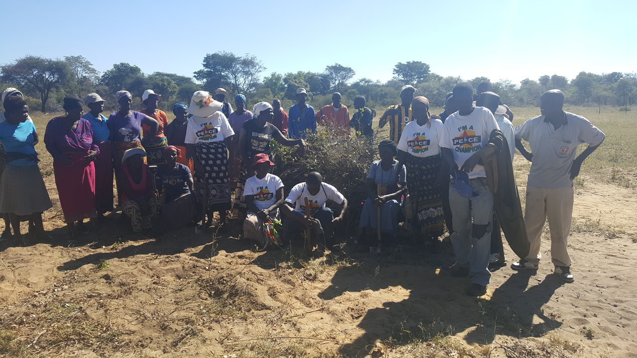 You are currently viewing Peace Clubs in Tsholotsho target youths to spread Peace as 2018 elections loom.