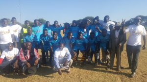 Youth in Tsholotsho North and Zaka vow to uphold Peace ahead of the 2018 elections….