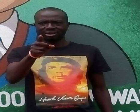 """Heal Zimbabwe condemns the arrest and continued detention of human rights activist, Darlington """"Danso"""" Madzonga."""