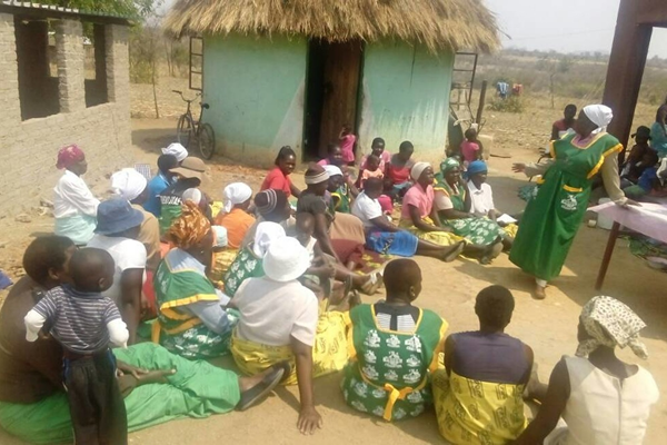 Read more about the article Women in Zaka and Gutu engage Traditional leaders over BVR process abuse.