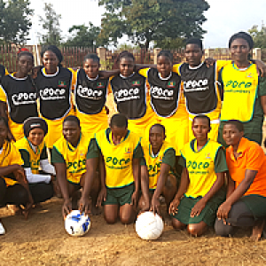 Playing for Peace:Reuniting Communities through sports