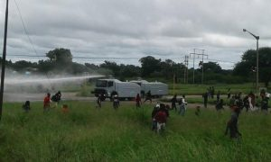Police use of force to disperse NUST students deplorable!