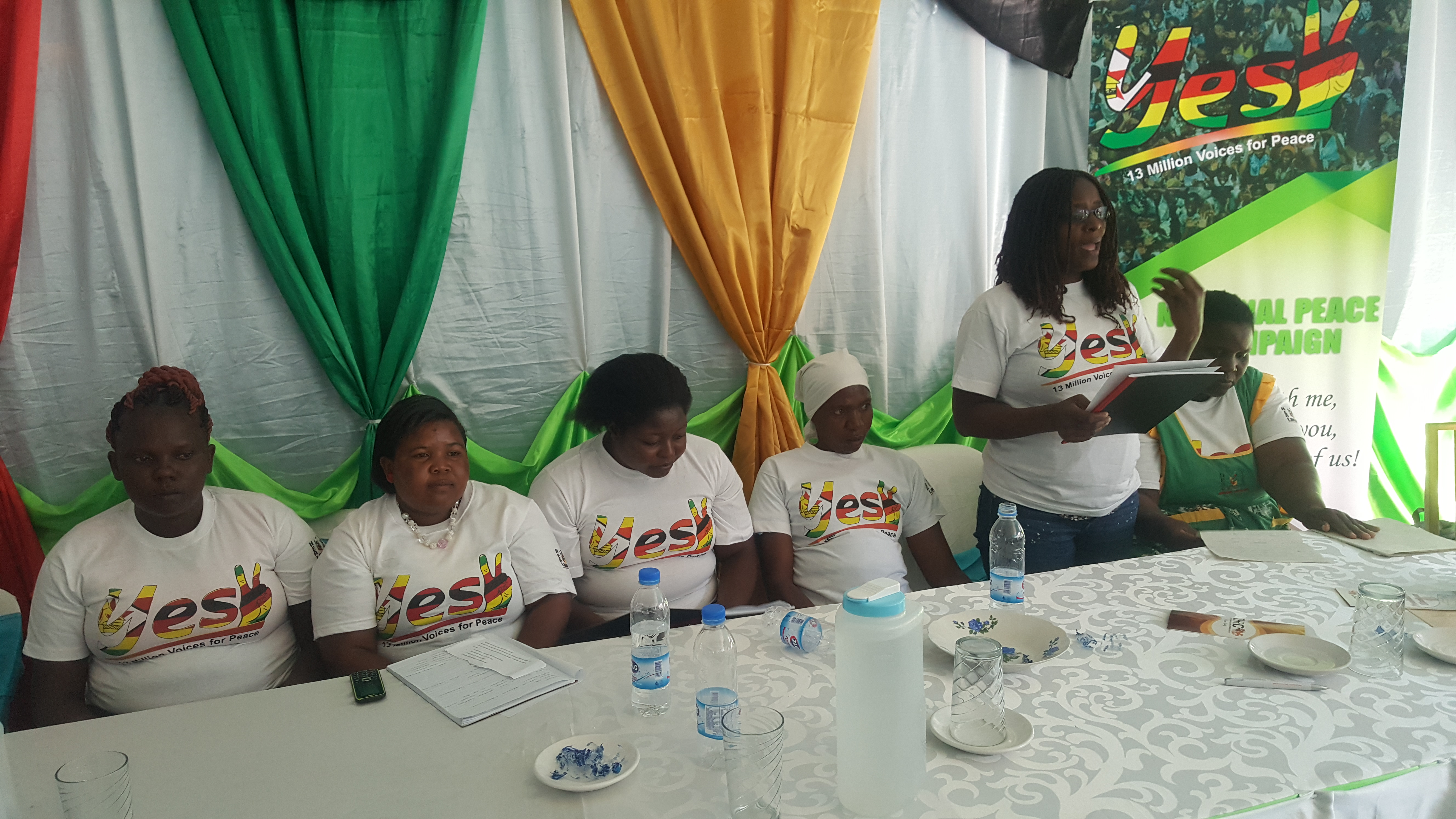 You are currently viewing Rural Women leaders set minimum demands for free, fair, credible and peaceful elections.