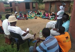 Communities lament the involvement of Traditional leadership in partisan politics.