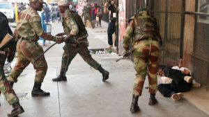 Read more about the article Heal Zimbabwe condemns the use of live ammunition against civilians