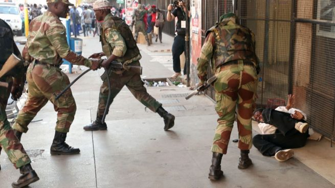Heal Zimbabwe condemns the use of live ammunition against civilians