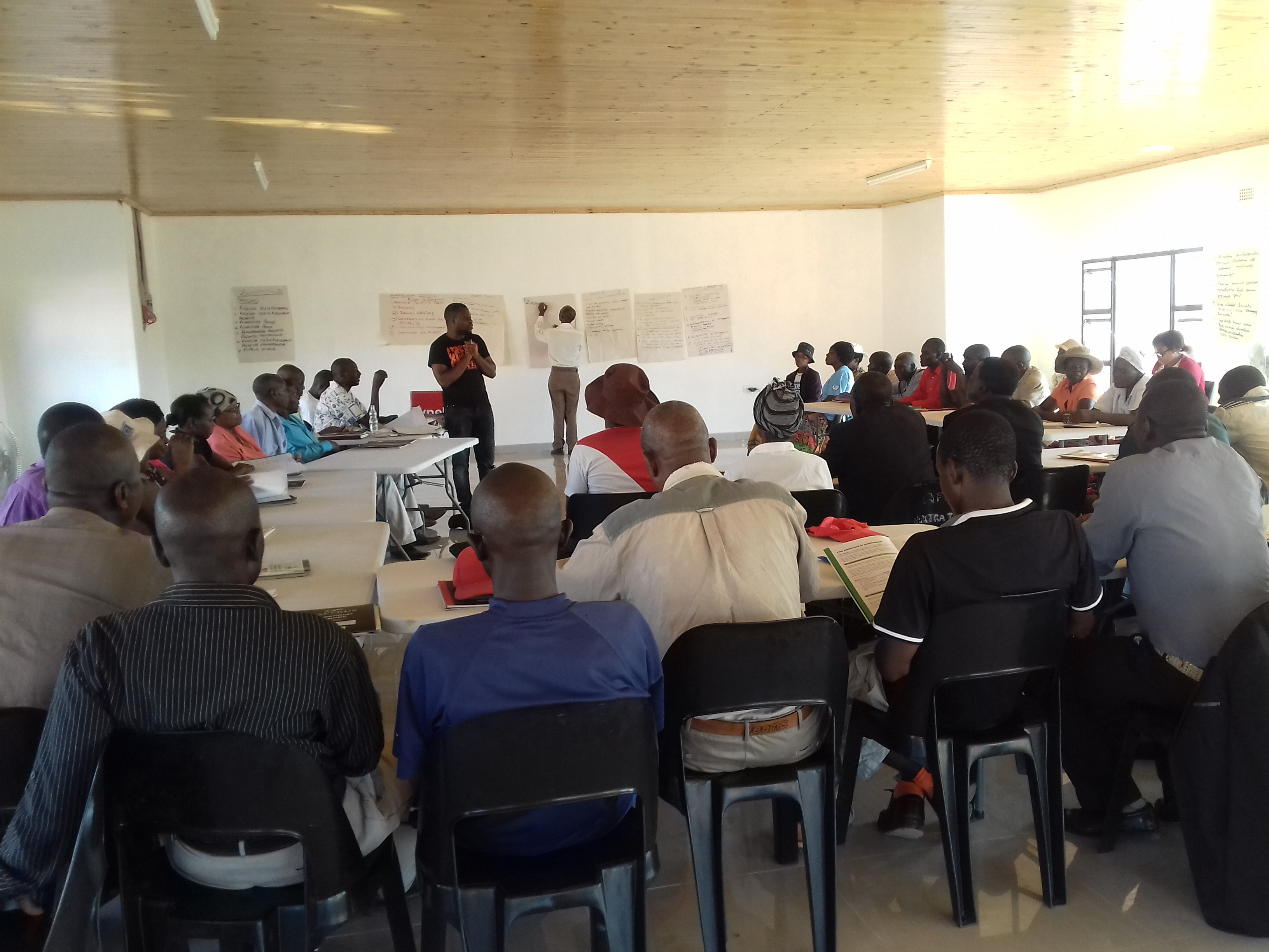 Buhera and Chipinge Duty Bearers Commit to Uphold Principles of Accountability & Good Governance