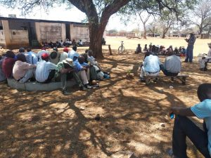 Social Accountability bears fruit in Tsholotsho North…as food aid   distribution is set to commence