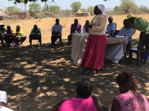 CAAT make positive contribution towards attainment of SDGs…..challenges community leaders to uphold gender balance