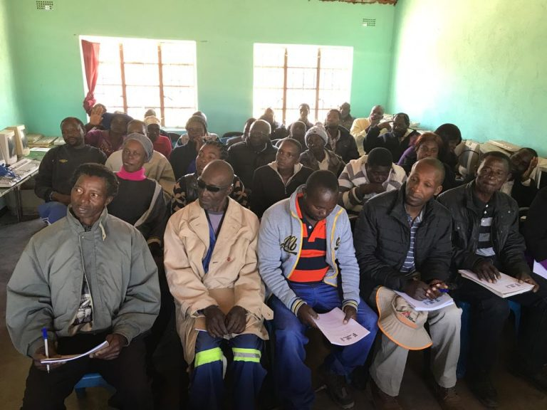 Duty Bearers in Makoni West constituency vow to raise awareness on social   accountability