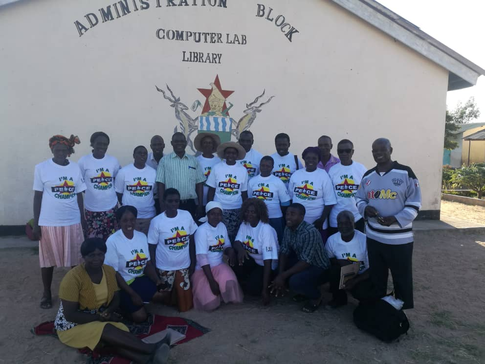 Heal Zimbabwe joins Action on SDG's fight ….as it trains SDCs and HCCs  in Manicaland.