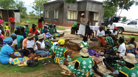 Women in Masvingo struggling to access health facilities…..highlight unaffordable price of sanitary pads