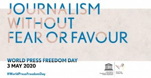 Heal Zimbabwe statement on World Press Freedom Day