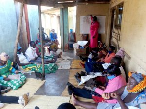 Read more about the article Traditional leaders not doing much to help in the fight against GBV