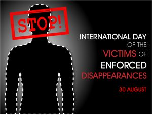 Heal Zimbabwe Statement on the International Day of the Victims of Enforced Disappearances