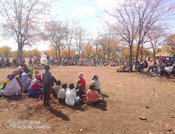 Read more about the article Heal Zimbabwe partner, MACRAD rallies communities in Chiredzi to resist evictions.