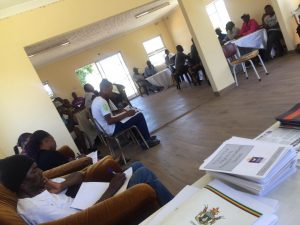 Read more about the article Heal Zimbabwe partner, WERDIT fights illegal evictions in Wedza…..rallies Communities to challenge evictions in Court.