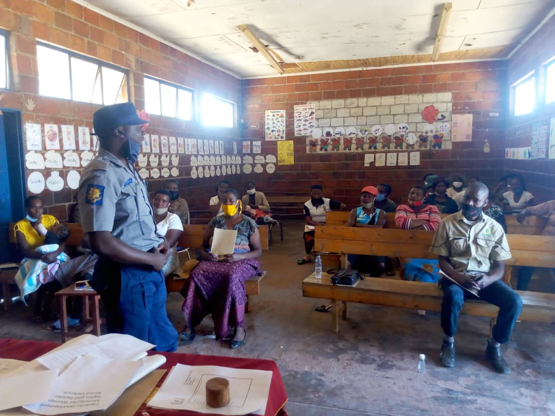 """""""Early marriages fuelling GBV IN Makoni District """""""